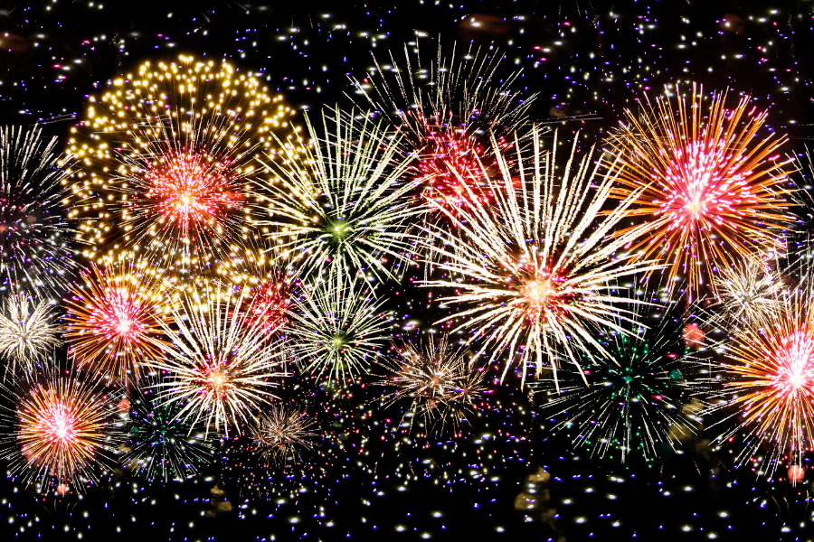 Is Your Dog Afraid of Fireworks? Try These Natural Methods.